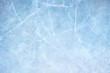 Leinwandbild Motiv Ice blue