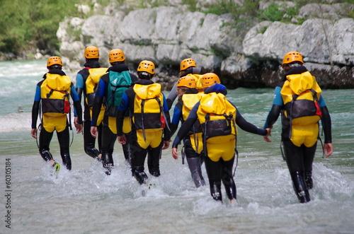 Valokuva  hydrospeed - nage en eaux vives