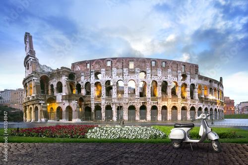 Photographie Colisée de Rome