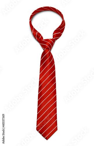 Tela Red Tie