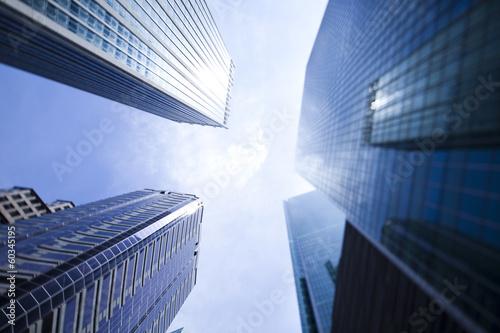 Photo  Financial centre