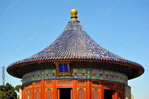 Foto op Aluminium Beijing the temple of heaven Beijing China