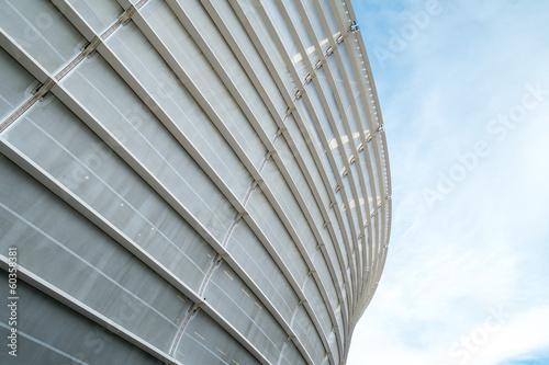Spoed Foto op Canvas Stadion Stadium
