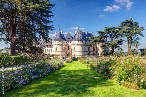 Foto op Plexiglas Kasteel Chateau de Chaumont-sur-Loire, France