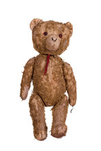 Very Old Teddybear