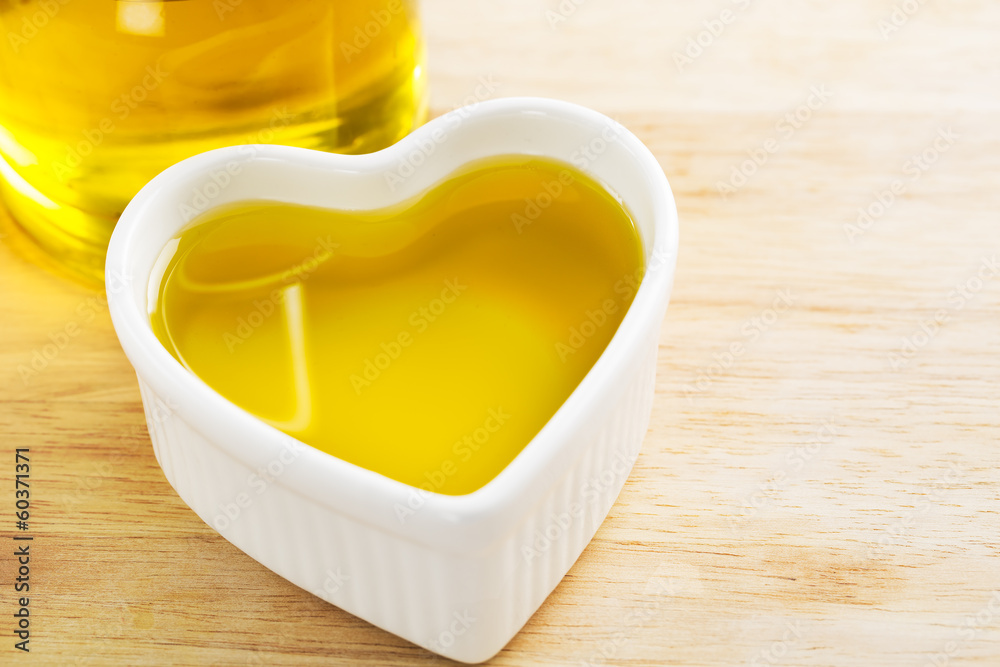 Fototapety, obrazy: Heart Healthy Oils