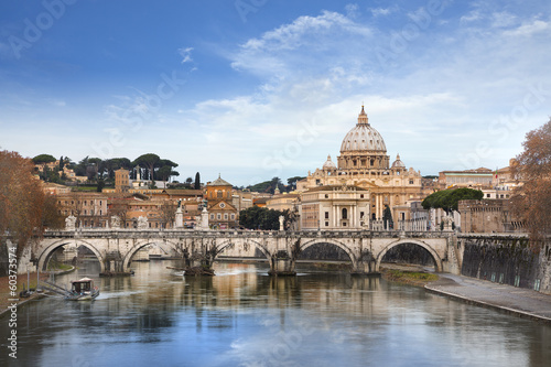 Vatican - Basilique Saint-pierre de Rome