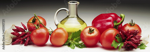 Salatsatz für Innenräume