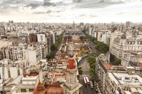 Keuken foto achterwand Buenos Aires Buenos Aires Cityscape