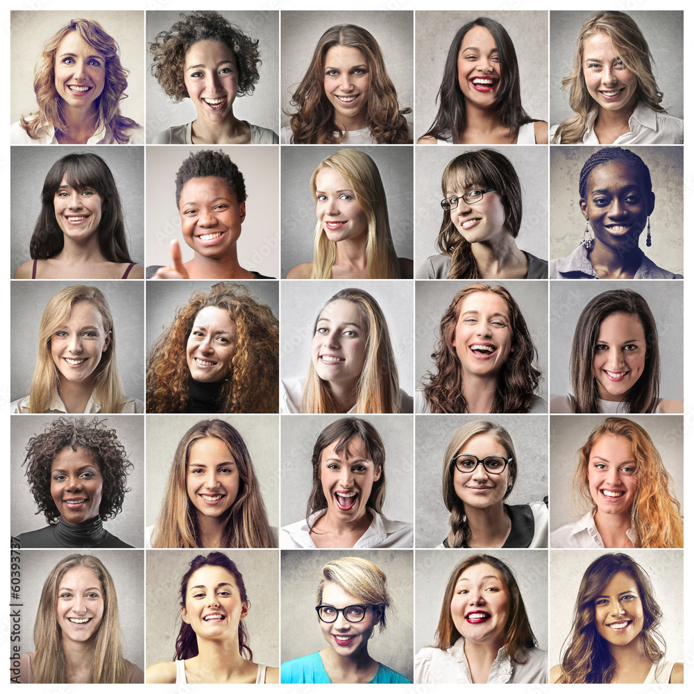 Fototapeta girls