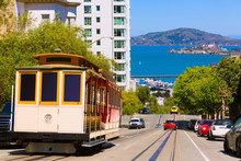 San Francisco Hyde Street Cabl...
