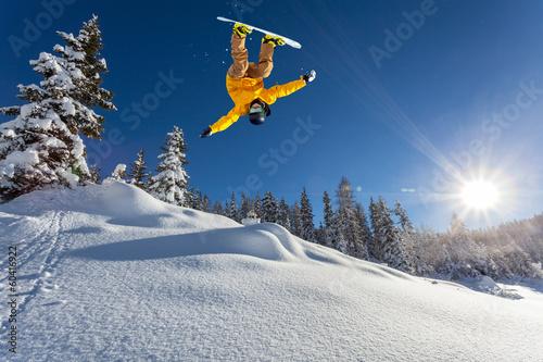 Fotobehang Wintersporten evolution