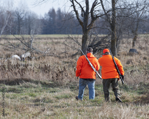 Fotografie, Tablou Deer Hunters