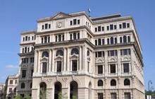 Chamber Of Commerce Building, Havana, Cuba