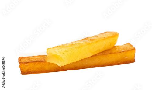 Tuinposter Kruiderij fried potatoes