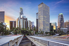 Downtown Los Angeles, Californ...