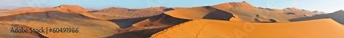 Poster de jardin Desert de sable Dune landscape panorama