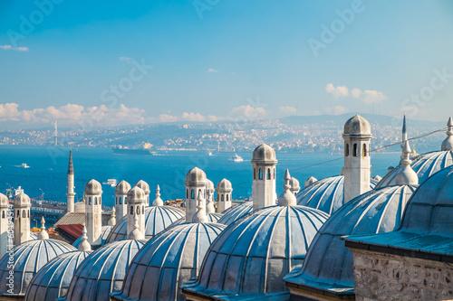 Süleymaniye mosque, Istanbul