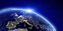 City Lights - Europe