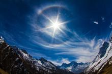 Light Of The Himalayas