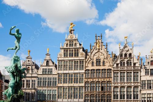 Papiers peints Antwerp Grote Markt Antwerp