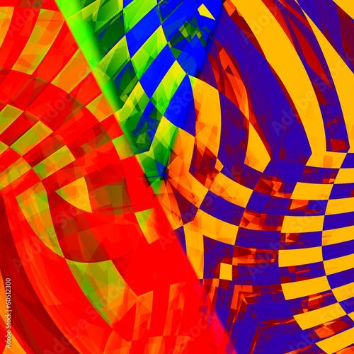 Fototapeta Abstract Pattern obraz na płótnie