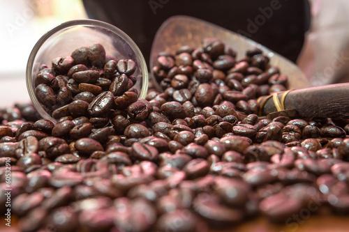 In de dag Kruiderij coffee bean