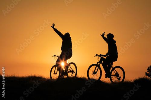 Foto op Aluminium Fietsen bisiklet gezisi