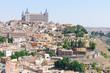The historic city of Toledo in Spain