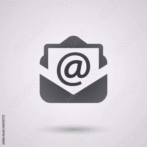 Fotografía  mail background