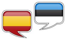 Spanish-Estonian Conversation