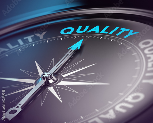Quality Assurance Concept Wallpaper Mural