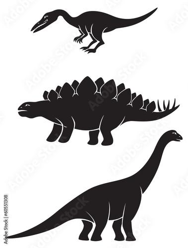 Photo  dinosaur