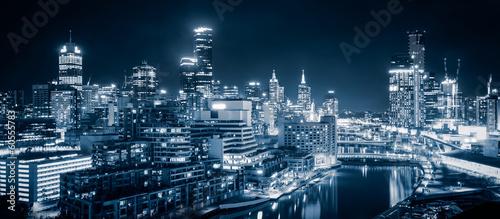 Fototapeta premium Melbourne City