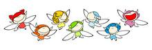 Funny Kids #77 - Rainbow Fairies