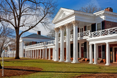 Fotografie, Obraz  University of Virginia