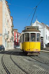 Lisbonne : Tram Jaune - Ligne 28