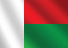 Madagascar Flag Themes Idea Design