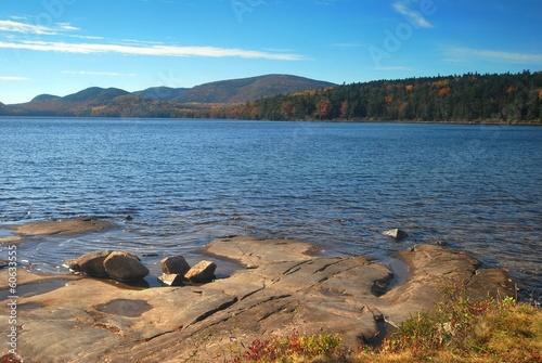 Fotografie, Obraz  Acadia National Park in Maine