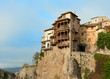 The Casas Colgadas ( Hanging Houses), Cuenca, Spain.