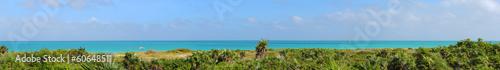 Photo  Ocean view panoram
