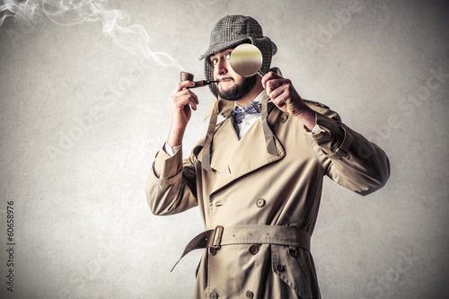 detective Poster Mural XXL