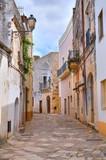 Alejki. Tricase. Puglia. Włochy. - 60659574