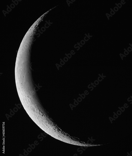 Fotomural Crescent Moon