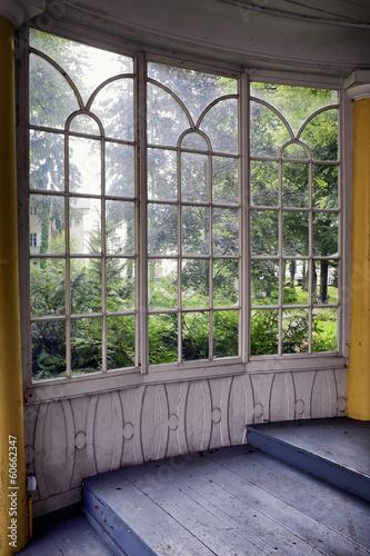 Cadres-photo bureau Ancien hôpital Beelitz old winter garden