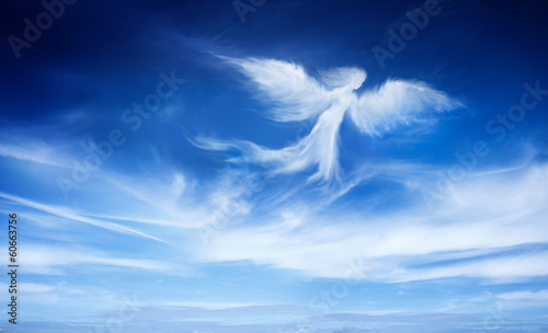 angel in the sky - 60663756