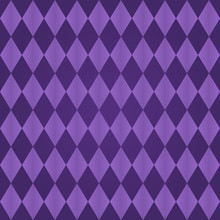 Seamless Harlequin Pattern-pur...