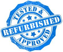 Refurbished Stamp