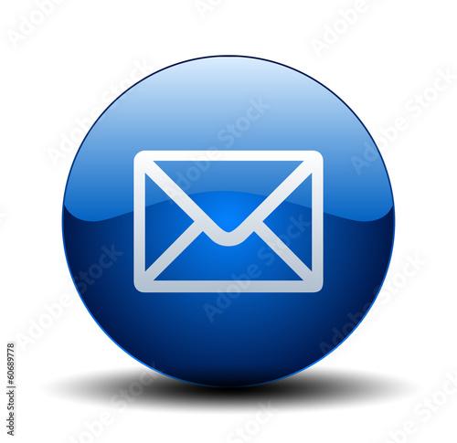 Fotografía  Mail button