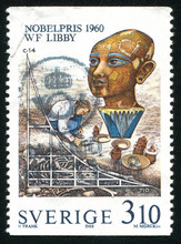 Willard Libby And Artifacts